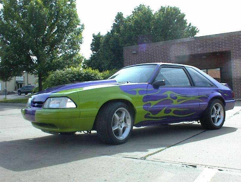 Klosterphobicracings 1989 Ford Mustang photo