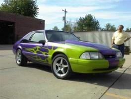 Klosterphobicracings 1989 Ford Mustang photo thumbnail
