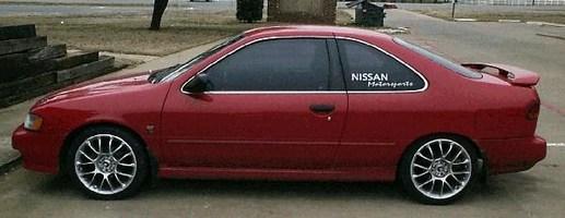 ballistics 1995 Nissan 200 SX photo thumbnail