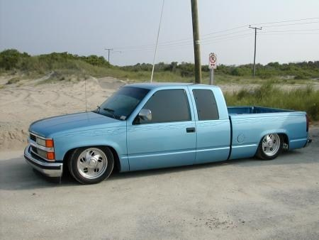 bagged4lookss 1996 Chevy C/K 1500 photo