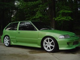 MervinMFGs 1991 Honda Civic Hatchback photo thumbnail