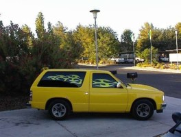 joshdogg2003s 1987 GMC Jimmy photo thumbnail