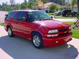 tekomnis 2001 Chevy Blazer Xtreme photo thumbnail