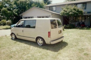 dalewandersons 1987 Chevy Astro Van photo thumbnail