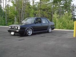 styless 1992 Volkswagen Jetta photo thumbnail