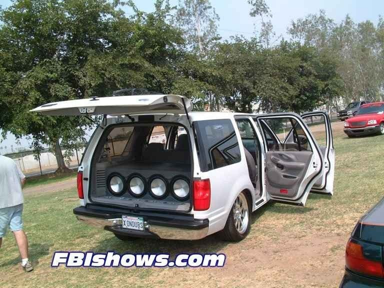 slumpsvillemcgees 1997 Ford  Expedition photo