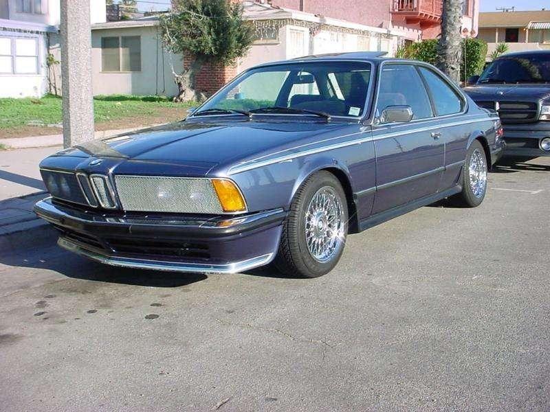 stony22s 1980 BMW 6 Series photo