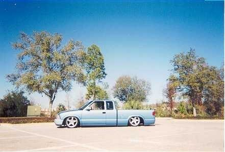 Madnesss 1996 Chevy S-10 photo