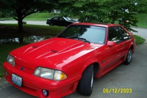 crunch2grnds 1993 Ford Mustang photo thumbnail