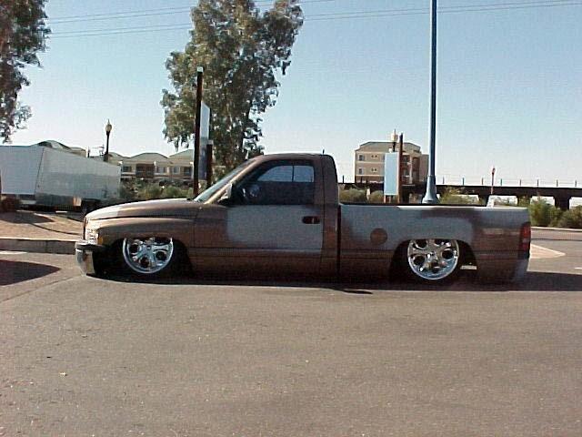 gumbys 2000 Dodge Ram 1/2 Ton P/U photo