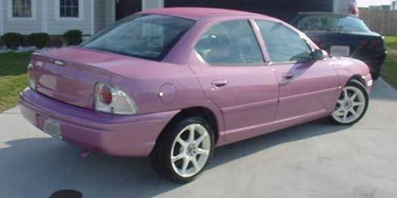 99PreludeGirLays 1995 Dodge Neon photo