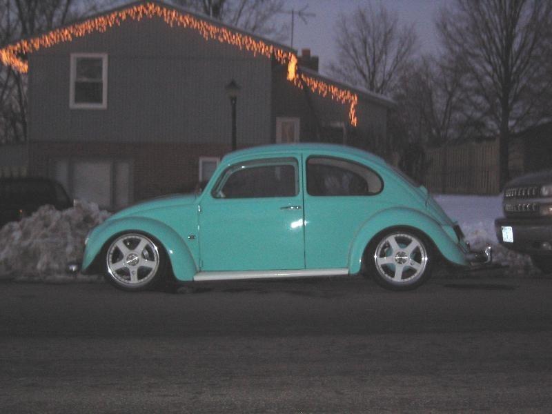 slamedtacos 1969 Volkswagen Bug photo