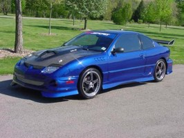 CarbonFires 2001 Pontiac Sunfire photo thumbnail