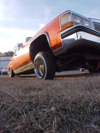 slamsessions 1986 Cadillac Fleetwood Brougham photo thumbnail