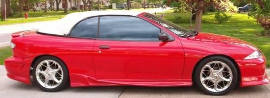 droptopcavys 1997 Chevy Cavalier photo thumbnail