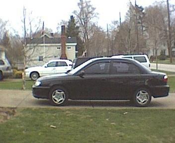 droptopcavys 2001 Kia Sephia photo