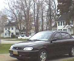 droptopcavys 2001 Kia Sephia photo thumbnail