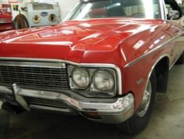 Sin_007s 1970 Chevy Impala photo thumbnail