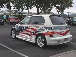 bugdudes 2001 Chrysler PT Cruiser photo thumbnail