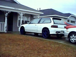 CivicHBonairs 1991 Honda Civic Hatchback photo thumbnail