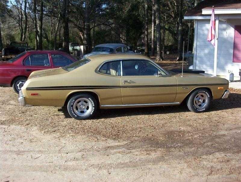 98gtpstylins 1974 Dodge Dart photo