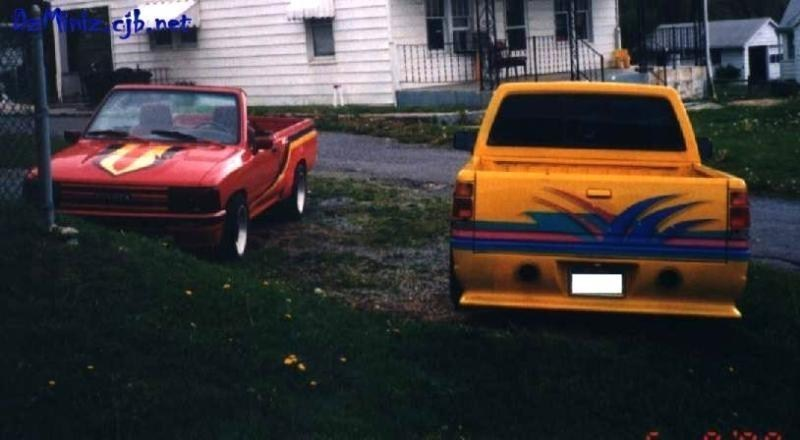 dzminizs 1990 Toyota Pickup photo