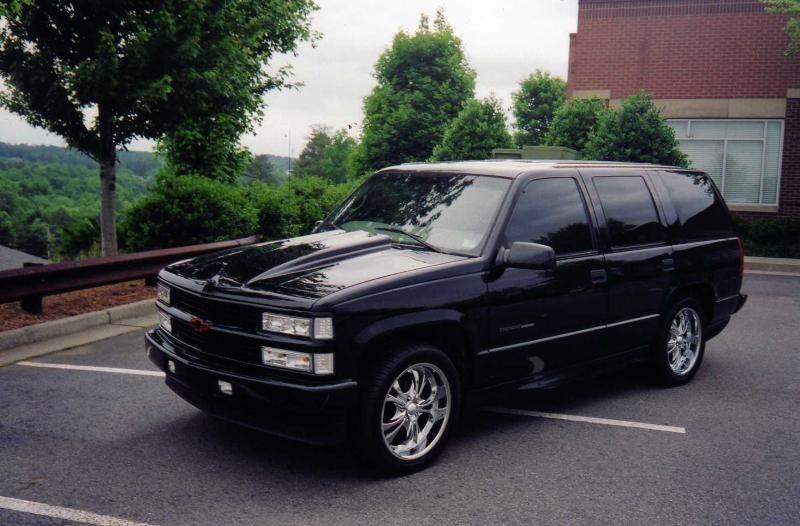 lowromigos 1999 Chevrolet Tahoe photo
