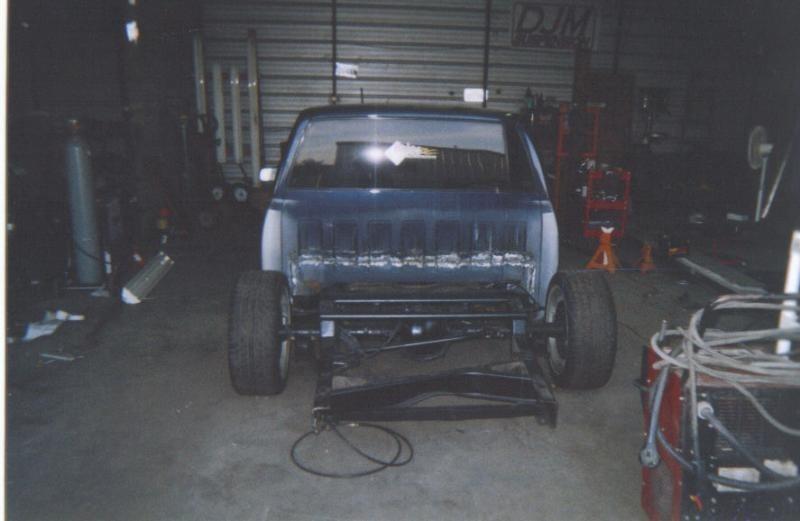 bdroppedon24ss 1993 Chevy C/K 1500 photo