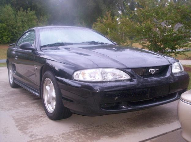 Legend22s 1997 Ford Mustang photo