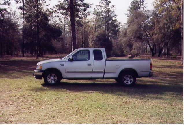 xtremerollers 2000 Ford  F150 photo