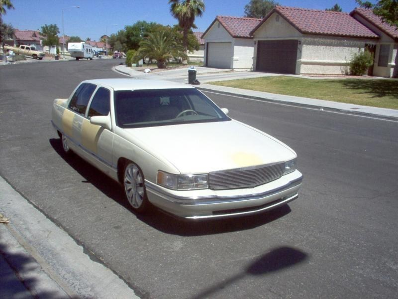 BIGZs 1996 Cadillac Sedan De Ville photo