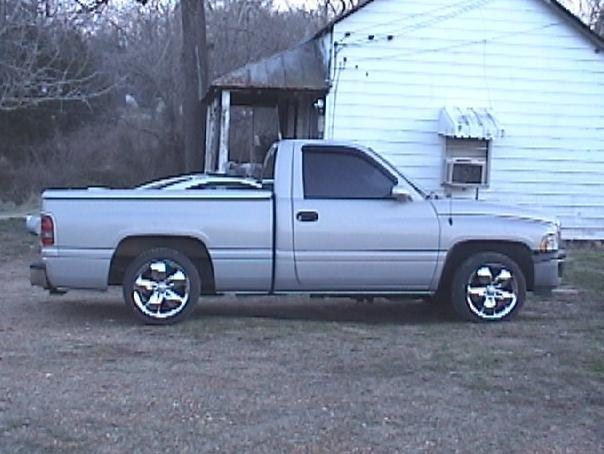 alpinedodges 2000 Dodge Ram 1/2 Ton P/U photo