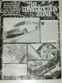 9digits 1989 Mazda B2200 photo thumbnail