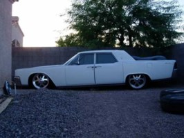 9digits 1964 Lincoln continental photo thumbnail