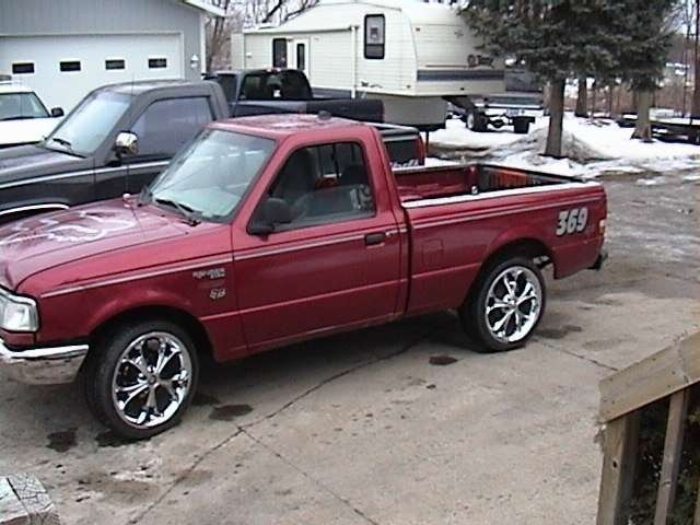 shadyyz125s 1994 Ford Ranger photo
