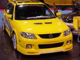 hcrmotorsportss 2002 Mazda Protege 5 Wagon photo thumbnail