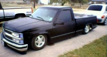 chvygtss 1998 Chevy C/K 1500 photo thumbnail