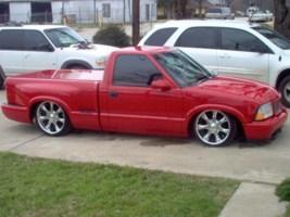 slowmas 1999 GMC Sonoma photo thumbnail