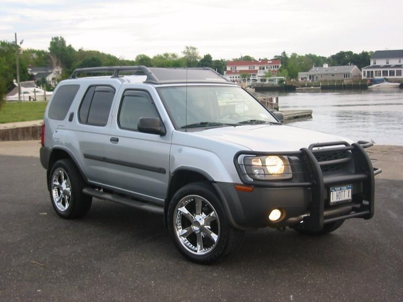 BumpnXterras 2002 Nissan Xterra photo