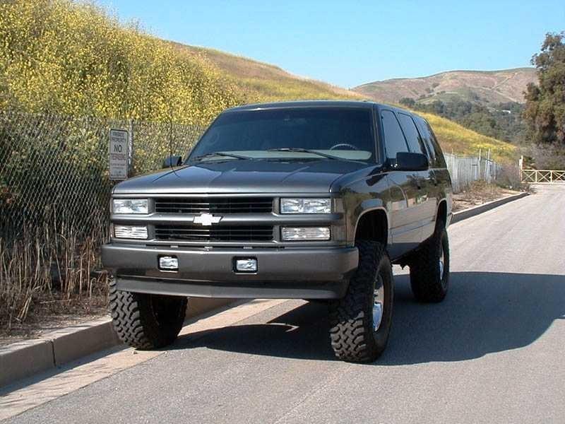 charcoalgray99s 1999 Chevrolet Tahoe photo
