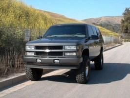 charcoalgray99s 1999 Chevrolet Tahoe photo thumbnail