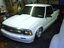 MUFF MANs 1994 Chevy S-10 photo thumbnail
