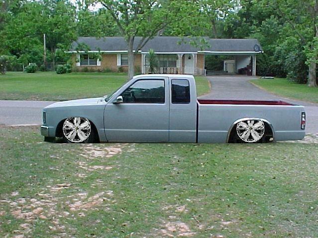 Edward91481s 1989 Chevy S-10 photo