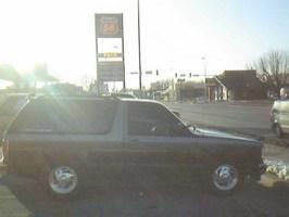 WCKDSTYLZEs 1987 Chevrolet Blazer photo thumbnail
