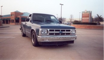 TuCkIn s10s 1993 Chevy S-10 photo thumbnail