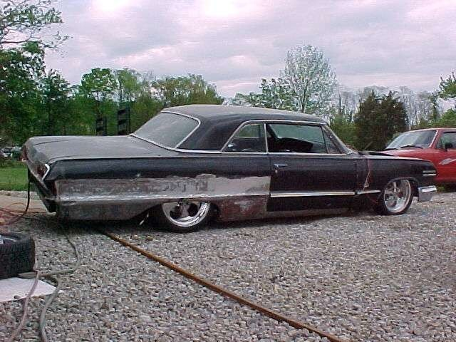 drg by us 1963 Chevy Impala photo