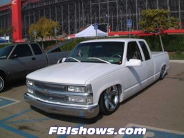 layin outs 1997 Chevrolet Silverado photo thumbnail