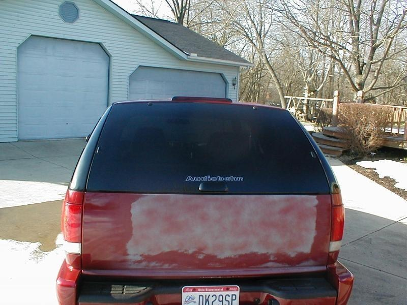 yomuchocarss 2003 Chevy Blazer Xtreme photo