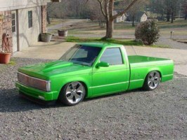 it_fells 1991 Chevy S-10 photo thumbnail