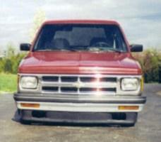 mpedblazes 1994 Chevy S-10 Blazer photo thumbnail